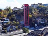 Kule Asansör Hizmete Açılıyor