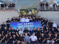 Saadet Partisi Gençliği Kampta Buluştu