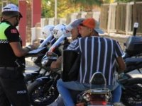 672 Motosiklet ve Motorlu Bisiklet Trafikten Men Edildi