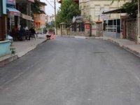 İskele Caddesi'nde Altyapı ve Üstyapı Çalışmaları Tamamlandı