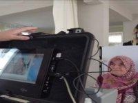 Hasta ve yaşlılara evde nüfus cüzdanı hizmeti devam ediyor