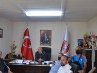 Bartın ASKF Kulüplerle toplantı yaptı