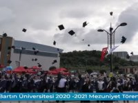Bartın Üniversitesi Mezuniyet Töreni 2 Gün Boyunca Sürecek