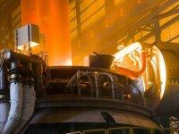 Demir Çelik Fabrikasında Patlama