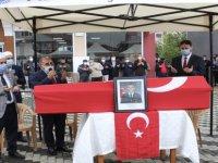 Kazada hayatını kaybeden Uzman Çavuş için tören düzenlendi