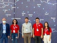 Öğrenciler biyoteknoloji proje fikirleriyle ilk 10'da yer aldı
