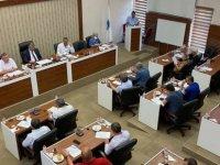Başkan Akın Meclis Toplantısına katılamayacak