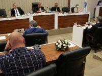 Bartın Belediye Meclisinde Buruk Toplantı