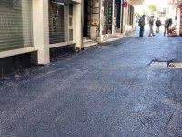 Kocabekir Sokak'ta Altyapı ve Üstyapı Çalışmaları Tamamlandı