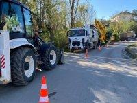 Ağdacı'da 1600 Metre Kanalizasyon Hattı Oluşturuluyor