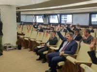 Meclis Üyesi Maden TBB Toplantısına Katıldı