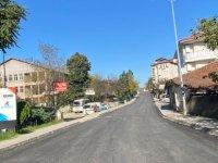Eski Konak Caddesi Sıcak Asfalt İle Düzenlendi