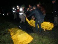 Kamyonetin sürücüsü gözaltına alındı