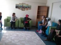 Sevgi Evleri'nde Kalan Çocuklara Ziyaret