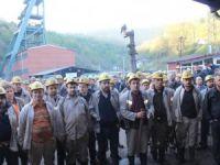 Madencilere 1 Mayıs anlatıldı