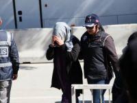 """""""ByLock"""" kullandıkları iddia edilen 14 kişi adliyeye çıkarıldı"""