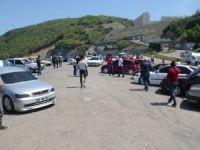 Modifiye Tutkunları, Kozlu'da Bir Araya Geldi