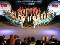 Halk Oyunları Türkiye Şampiyonasında birinci olduk