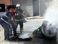 Yangınlar İçin 3 Fonksiyonlu Yerli Toz Ürettiler