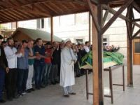 Vefat Eden Kıbrıs Gazisinin Cenazesi Toprağa Verildi