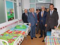Belediye Meclis Üyeleri, Hastaneye Çocuk Odası Yaptırdı