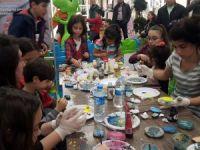 Sanatla Gülümseyen Çocuklar Projesi