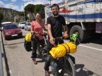 Almanya'dan Endonezya'ya Bisikletle Yolculuk