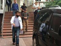 Adliyeye sevk edilen 6 şüpheliden 2'si tutuklandı