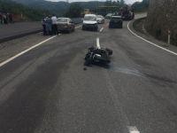 Zonguldak'ta Trafik Kazası: 1 Ölü