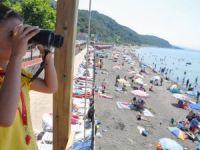 Zonguldak'ta Boğulma Vakalarına Müdahale