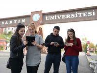 """Bartın Üniversitesi """"WhatsApp İletişim Hattı"""" kuruldu"""