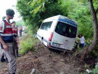 Zonguldak'ta Trafik Kazaları: 1 Ölü, 14 Yaralı