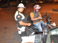 Motosikletlere Yönelik Denetim