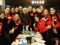 Milletvekili Tunç, Kulüp Başkanı Alpay Balık'ı ikna etti