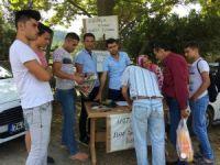 Köylülerin imza kampanyası büyük destek görüyor