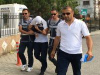 Barış Akarsu'nun evinde hırsızlık yapan zanlı tutuklandı