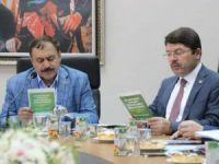 Milletvekili Tunç, Bakan Eroğlu'nun Ziyaretini Değerlendirdi