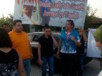 Milli gururumuz Demir, davul zurna ile karşılandı