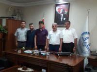 Türk Diyanet Vakıf-Sen Amasra İlçe Temsilcisi değişti