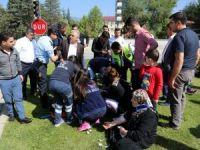 Bolu'da Trafik Kazası: 8 Yaralı