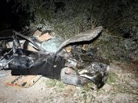 Karabük'te Trafik Kazası: 1 Ölü 2 Yaralı