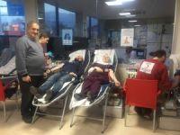 9 gün boyunca kan bağışı kampanyası düzenlenecek
