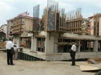 Bartın Kur'an Eğitim Merkezi inşaatı devam ediyor