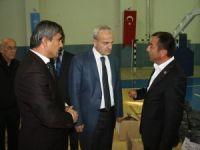 Tekkeönü Başkanı Karakurt'tan kulüplere malzeme yardımında haksızlık iddiası
