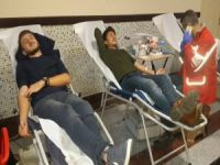 Kan ve kök hücre bağışı kampanyası başladı