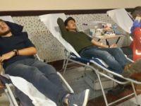 90 ünite kan ve kök hücre bağışı yapıldı