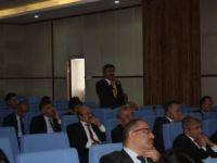 İl Müdürü Özdemir, spor tesislerini gösteren tabela talep etti