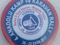 4. Anadolu Kamp Karavan Rally Bartın'da start alıyor