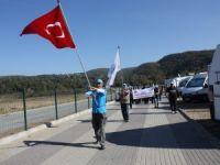 4. Anadolu Kamp Karavan Rally Bartın'da start aldı