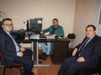 Öztekneci, SGK İl Müdürlüğü'nün faaliyetleri ile ilgili bilgiler verdi